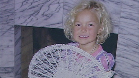 Four-year-old Alexa Middelaer was struck and killed by a suspected impaired driver on May 17, 2008.