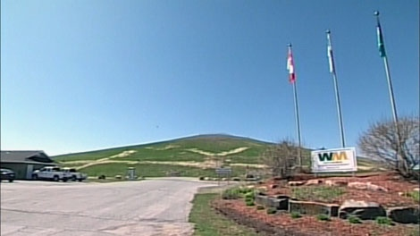 Waste Management wants to build a new landfill site on their property on Carp Road.