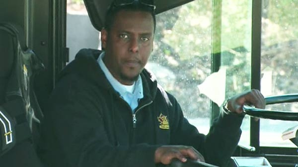 TTC driver Bereket Hagos, 30, faces an assault charge following an incident with a passenger, allegedly over a fare dispute, on Wednesday, April 14, 2010.