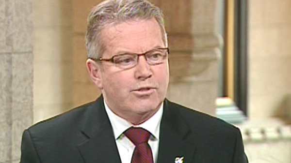 Liberal whip Rodger Cuzner appears on CTV's Power Play on Monday, April 19, 2010.