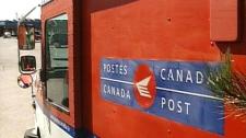 Canada Post truck