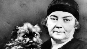 Artist Emily Carr is seen in this undated file photo. (THE CANADIAN PRESS)