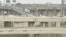 The Turcot interchange is falling apart