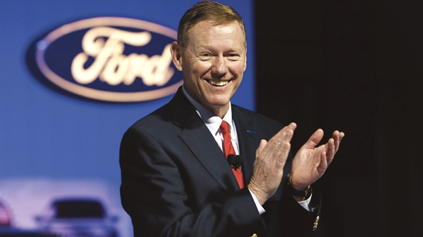 Alan mulally to retire july 1 after turning ford motor co for Ford motor company alan mulally