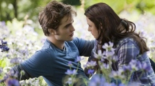 Robert Pattinson and Kristen Stewart in Summit Entertainment's 'The Twilight Saga: Eclipse'
