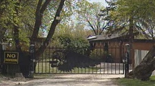 The Hells Angels clubhouse is located on Scotia Street in Winnipeg.