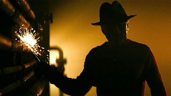 Jackie Earle Haley in New Line Cinema's 'A Nightmare On Elm Street.'