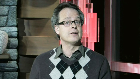 Marijuana activist Marc Emery appears on CTV's Canada AM from the Vancouver studio on Friday, April 30, 2010.
