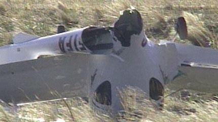 Springbank Crash