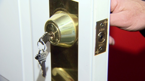A locksmith company appears to have allegedly hoodwinked a local phone company -- because the addresses they listed turn out to be fake. (CTV)