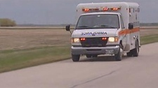 The province is outfitting ambulances with technology that will allow dispatchers to track their location.