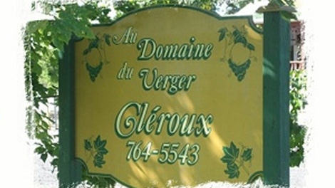 Regional Contact: Domaine du Verger Cleroux