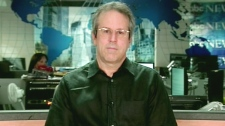 Rene Balcer, executive producer of Law & Order, speaks on CTV's Canada AM from New York, Monday, May 17, 2010.