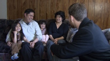 Salvadoran refugee Jose Figueroa is fighting deportataion. (CTV)