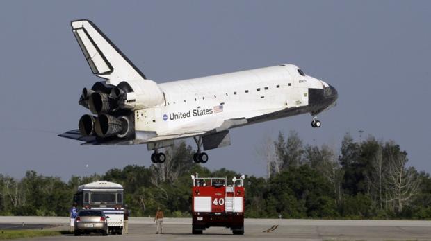 space shuttle john glenn - photo #30