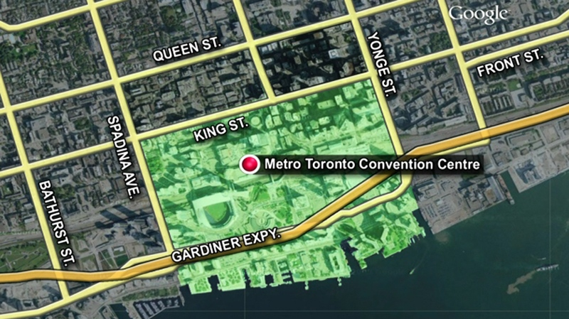 The G20 security zone during the summit long weekend will be highly-controlled by the Toronto Police Service.