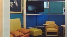 The Teen Zone room at CancerCare Manitoba was created for young people fighting cancer.