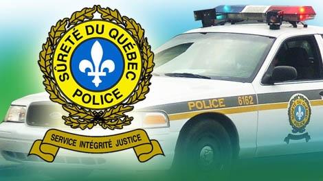 Montreal SQ graphic surete du Quebec police