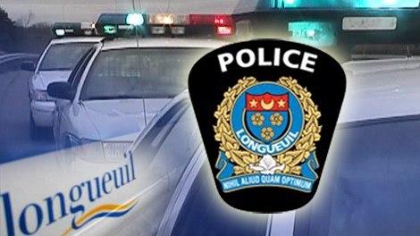 Montreal Longueuil police graphic