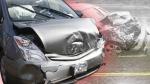 Montreal car accident graphic crash