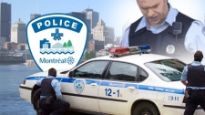 Montreal police graphic SPVM