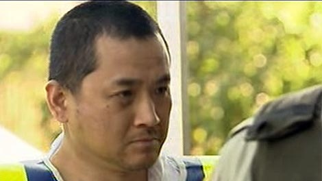 A provincial review board is currently considering whether to permit Vince Li to have supervised time outside.