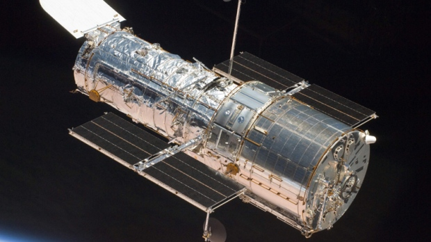 Hubble Is in Safe Mode After Another Gyroscope Failure