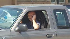 Legislation banning drivers from using hand-held cell phones has not yet become law.