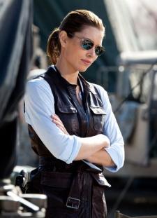 Jessica Biel in 20th Century Fox's 'The A-Team.'