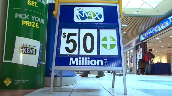 if i won 50 million