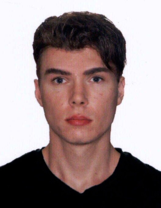 This photo of Luka Rocco Magnotta was posted on Interpol's Wanted Persons website.