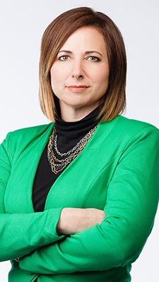 Jill Macyshon, Winnipeg Bureau Chief