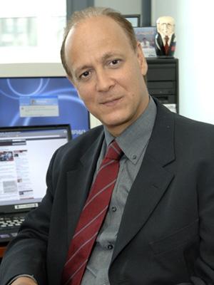 Martin Seemungal, Middle East Bureau Chief