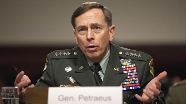 CIA director resigns over extramarital affair