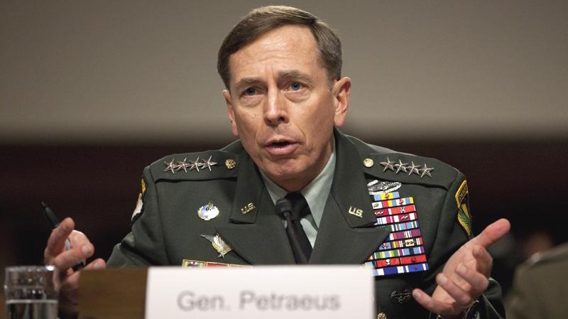 American CIA Director Gen. David Petraeus testifies on Capitol Hill in Washington, Tuesday, June 15, 2010. (AP / Evan Vucci)