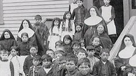 The Truth and Reconciliation Commission of Canada said it's counting on people to share their stories of living in residential schools.
