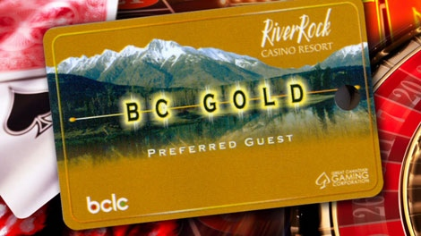 The gold card system used at B.C. casinos could be re-jigged to flag problem gamblers, experts say. June 15, 2010. (CTV)