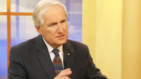 Roy Romanow, chair of the CIW Advisory Board, appears on CTV's Canada AM on Tuesday, June 15, 2010.