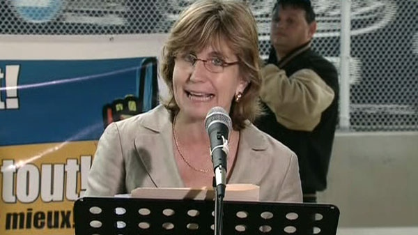 Natalie Des Rosiers, general counsel of the Canadian Civil Liberties Association, on Wednesday, June 16, 2010.