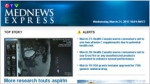 CTV MedNews Express newsletter signup