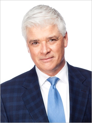 Brad Giffen, Anchor, CTV News Channel