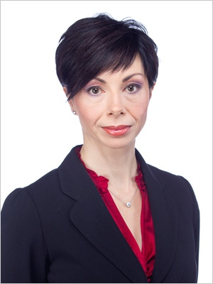 Jennifer Burke, Anchor, CTV News Channel