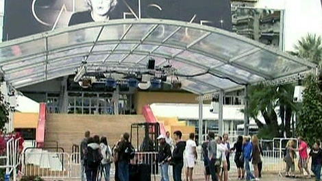 The 65th international film festival, in Cannes, southern France, Wednesday, May 16, 2012.