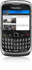 CTV Mobile - blackberry