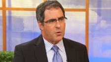 Tim Danson, the lawyer for two families whose daughters were killed by Karla Homolka and Paul Bernardo, appears on CTV's Canada AM on Thursday, June 17, 2010.