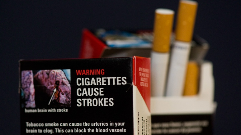 Tobacco cigarette companies warnings
