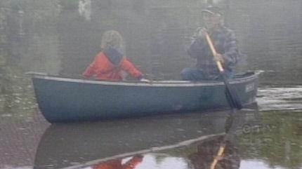 Coaldale Canoe