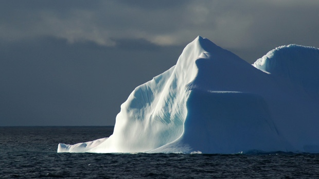 Iceberg in the Arctic