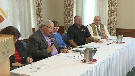 The Truth and Reconciliation Commission will hold a free national event at Prairieland Park next month.