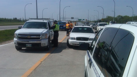 Officers are gearing up for the RoadWatch program in Manitoba.
